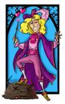 Gilderoy Lockhart by kissyushka
