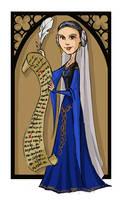 Rowena Ravenclaw by kissyushka