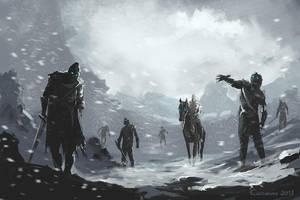 The White Walker by kissyushka