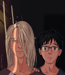 Victuuri 02 by kissyushka