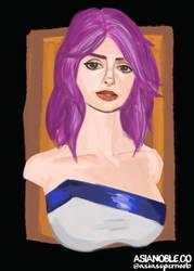 Jessica Jones by natasian