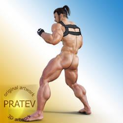 VIBE02 New G8M Char K (TEST 14) by Pratev