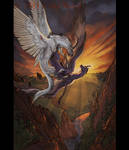 Griffinai Vs. Koranth by Starhorse