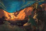 Firedance by Starhorse