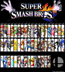 Super Smash Bros for Wii U and 3ds 13th Update by SmashLegacy