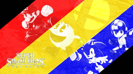 Red Yellow Blue by SmashLegacy