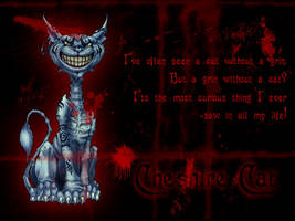 Cheshire Cat by addikD