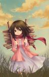 Young Mikasa by yolichan