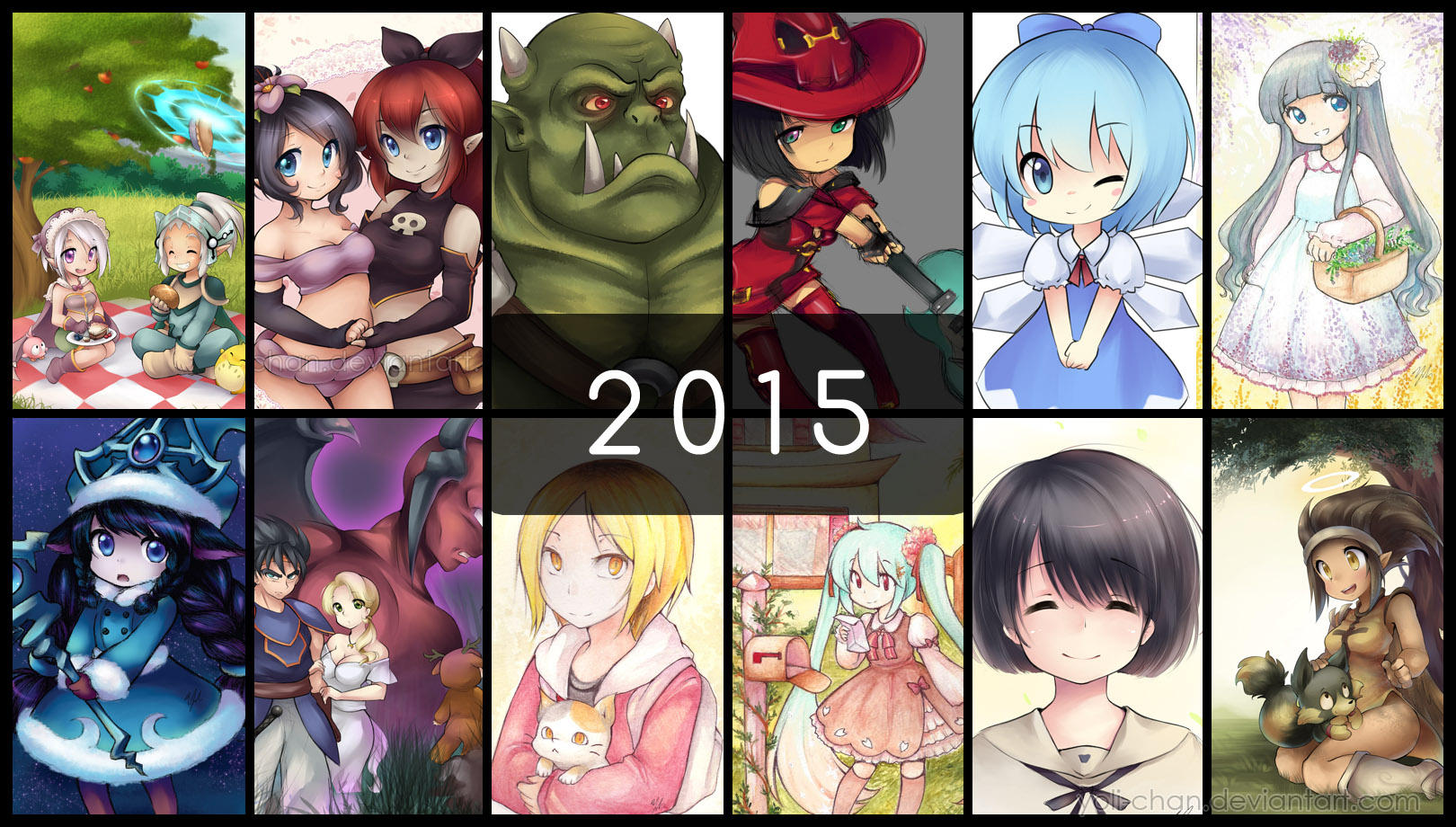 2015 by yolichan