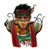 Tezcatlipoca Concept by TwixSchitz
