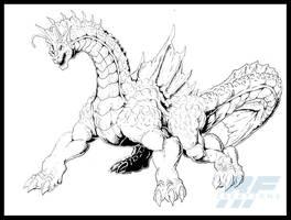 Titanosaurus sauropod-ificated by AlmightyRayzilla