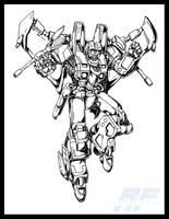 Dececpticon Air-Commander by AlmightyRayzilla