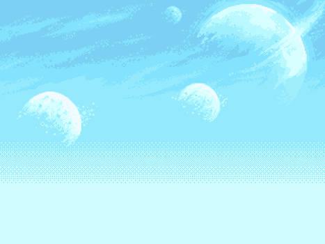 Sky Background by Kaiseto