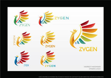 Zygen Logo commission by Blakant
