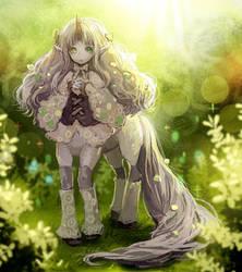 Centaur Girl by chalii