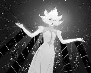 White Diamond by chalii