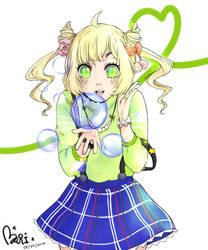 OC: ayano by ayachiiin