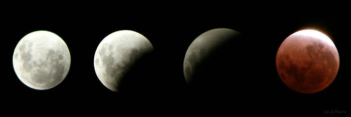 Lunar Eclipse - December 2011 by Shutter-Shooter