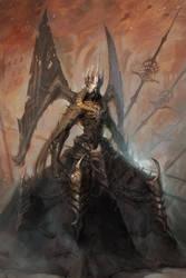 hell queen by inshoo1