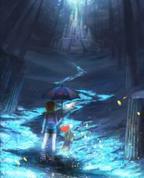 Under tale by inshoo1