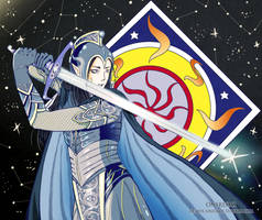Fingolfin by Onirismi