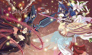 Cardfight!! Vanguard Clash by Valinhya
