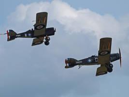 World War 1 Aircraft by davepphotographer