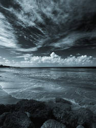 Its all about the sky - Holetown Barbados by davepphotographer
