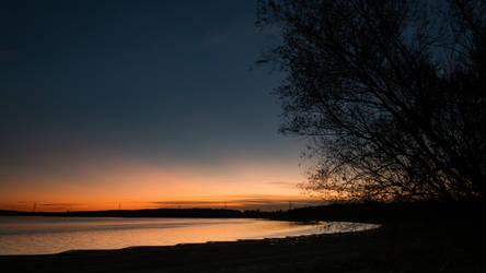 Last Light by davepphotographer