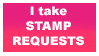 taking stamp requests stamp by sixthkidfromthestarz