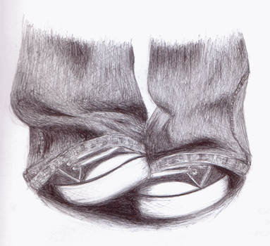 2a038ebce9d2 KalieMONSTER 214 178 Converse Sketch by invisiblexink
