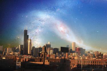 Chicago Nebula by Deltamatrix