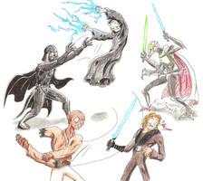 S.W. -Battle Royale? by Mech-Maker