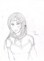 Sketch: Shinta by supirdelman