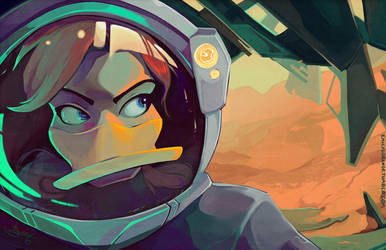 Don't Go To Mars by emily-lorange