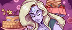 Steven Universe Decadence Zine Preview by emily-lorange