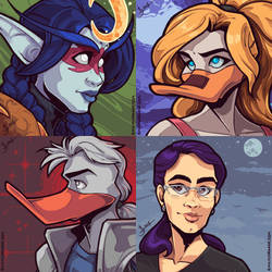 Icons by emily-lorange