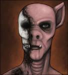Minecraft - Zombie Pigman by AccursedAsche