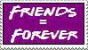 Friends Forever by bobbyobeirne