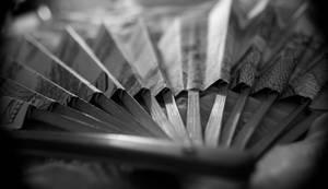 Folding Fan II by Oiseauii