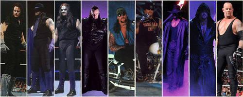 Evolution of Undertaker by hopeless-romance45