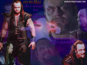 Undertaker: the Soul Chaser by hopeless-romance45