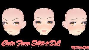 Cute Face Edit + DL! by CurryKitten
