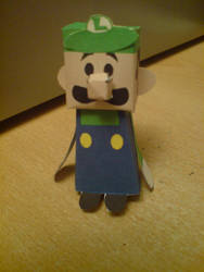 tis a Luigi by perdi1309