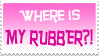 + Where is my Rubber Stamp + by Kamisia