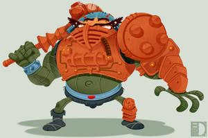 Man-At-Arms by spundman