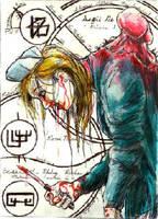 Silent Hill Puppet Nurse by kramwartap