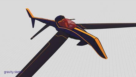 Racer Jet (VR) by moooncube