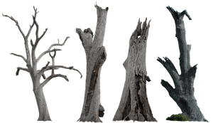 Dead Tree Pack 002 - HB593200 by hb593200