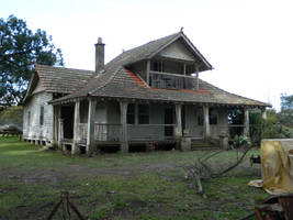Abandoned House 001 - HB593200 by hb593200